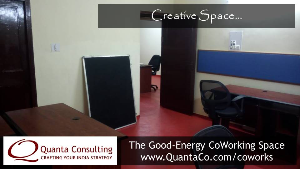 Quanta Coworks Creative Space
