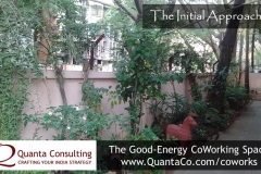 Quanta Coworks Initial Approach